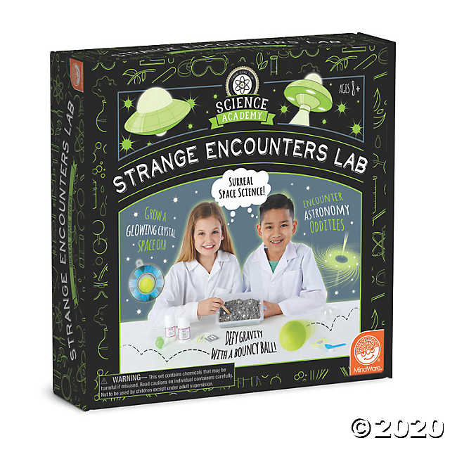 Science Academy Strange Encounters Lab