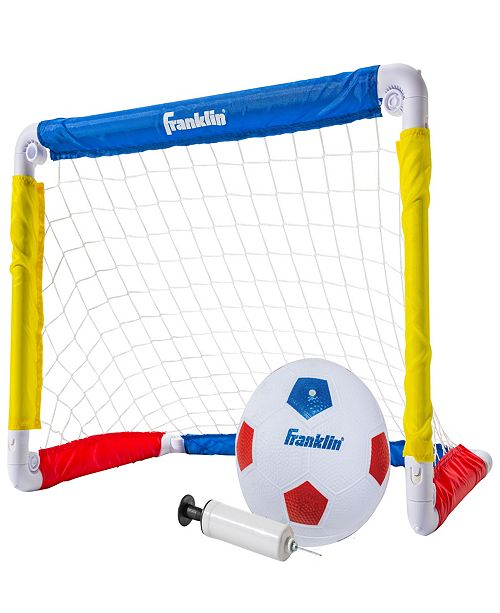 Soccer Goal with Ball & Pump