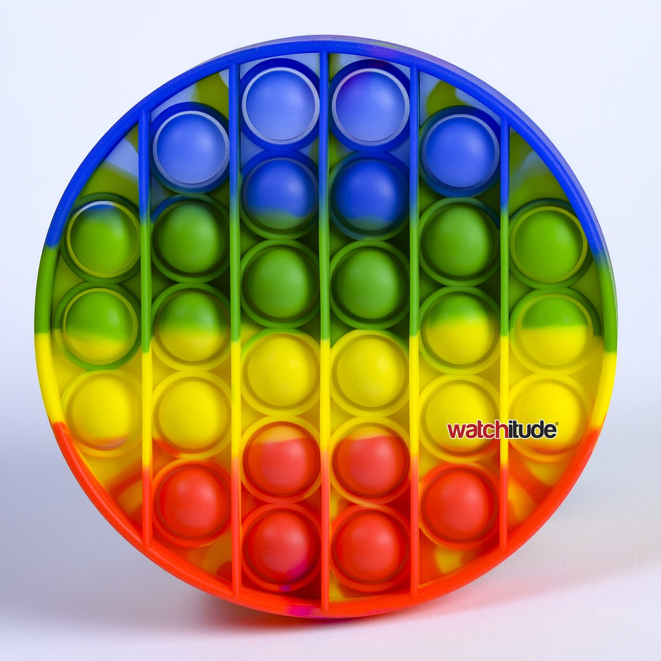 Pop'd Rainbow Disc