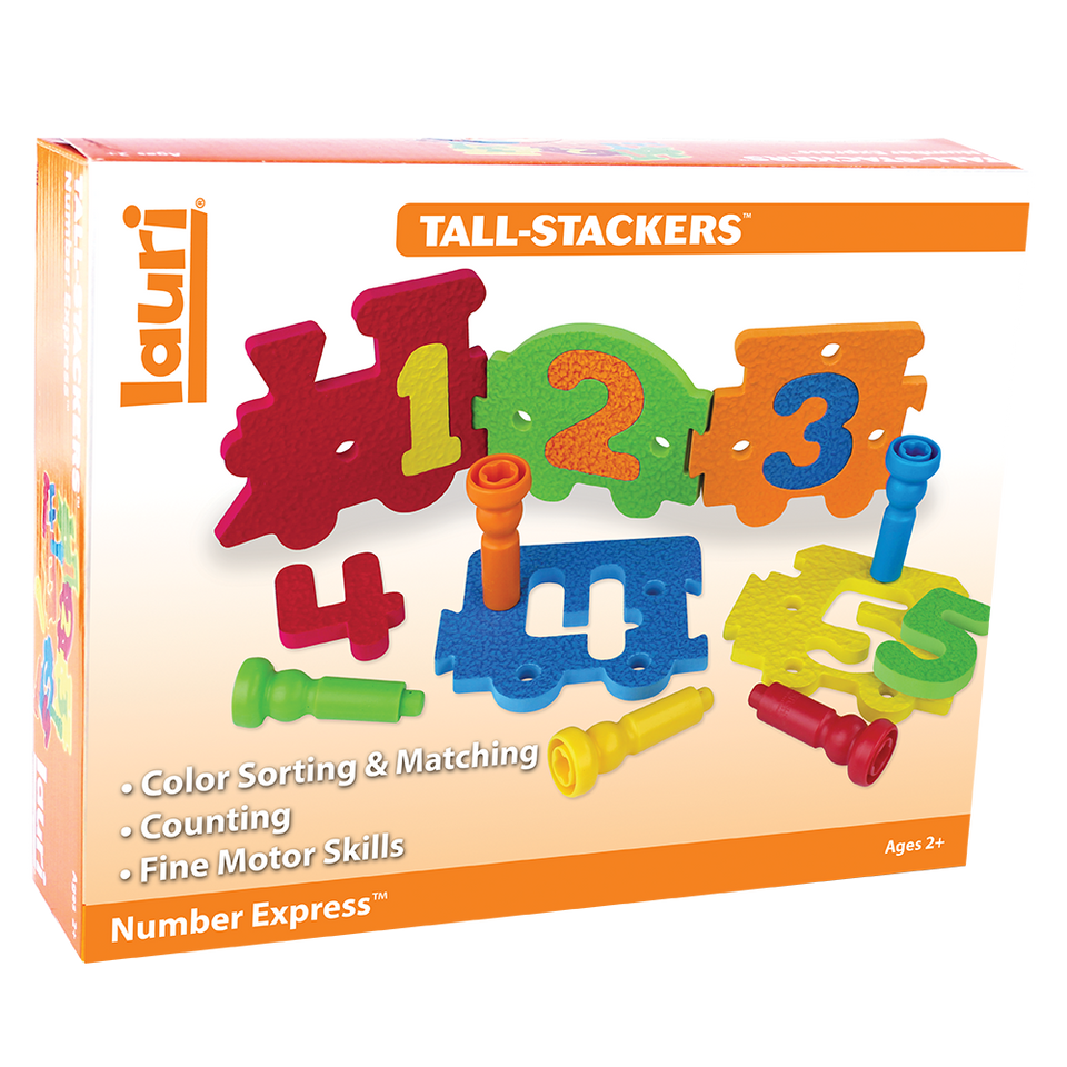 Tall Stackers Number Express