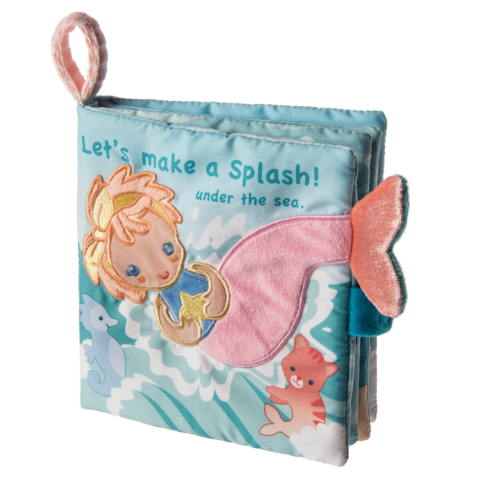 Marina Mermaid Soft Book