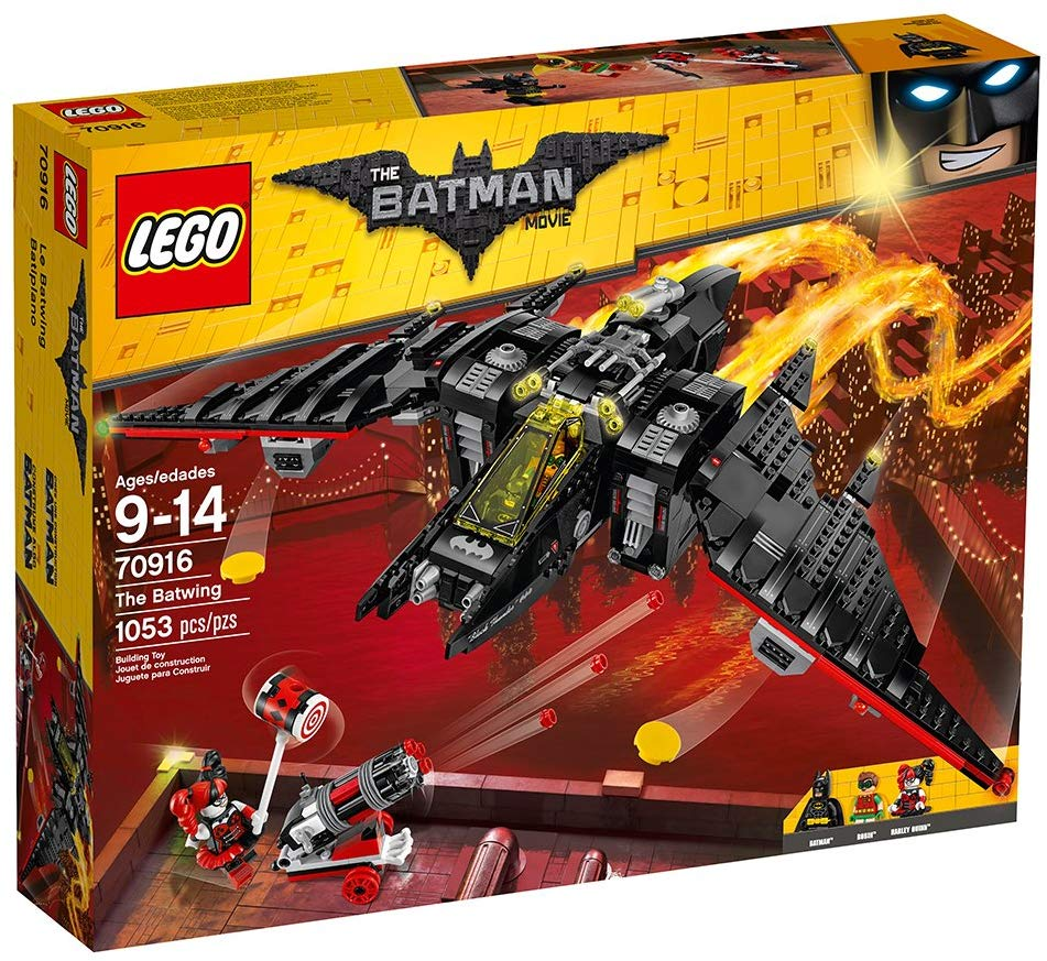 Lego Batman The Batwing
