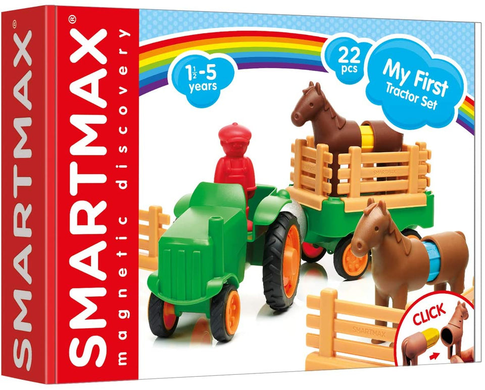 Smartmax My First Farm Tractor