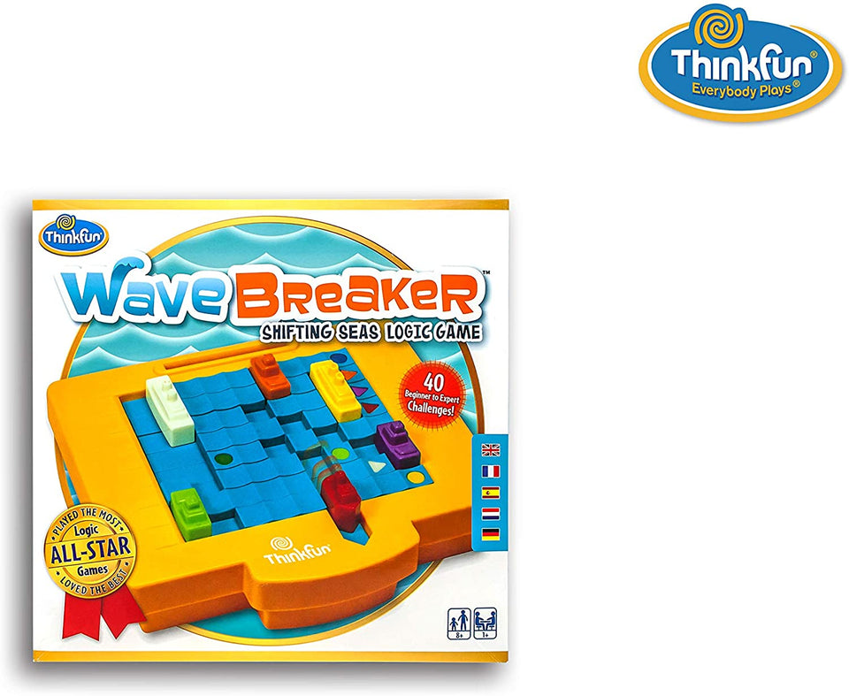 Wave Breaker Game