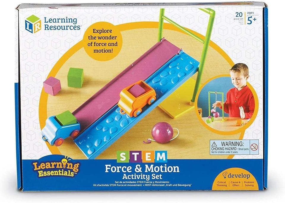 STEM Force & Motion