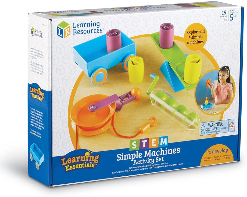 Simple Machines STEM Set