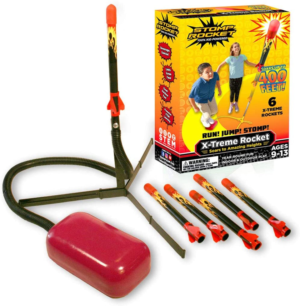 X-Treme Stomp Rockets