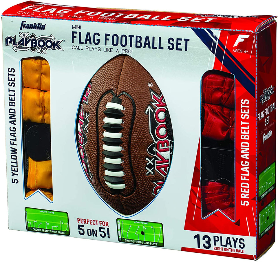 Franklin Flag Football Set with Ball