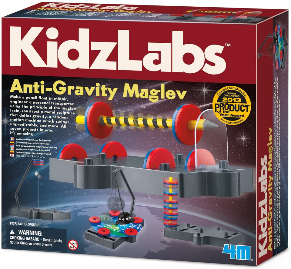 Anti Gravity Maglev