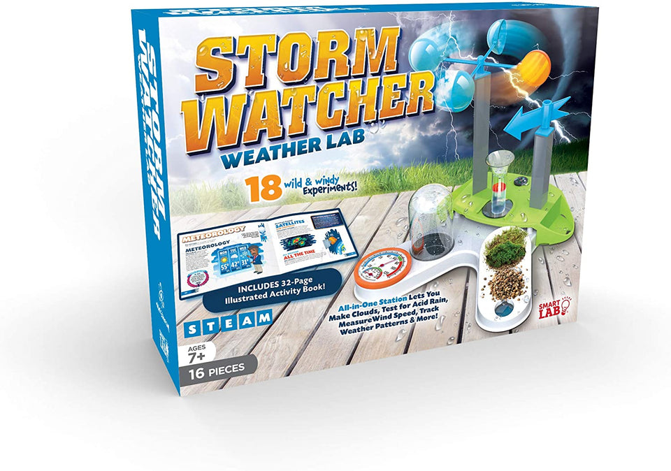 Storm Watcher Weather Lab