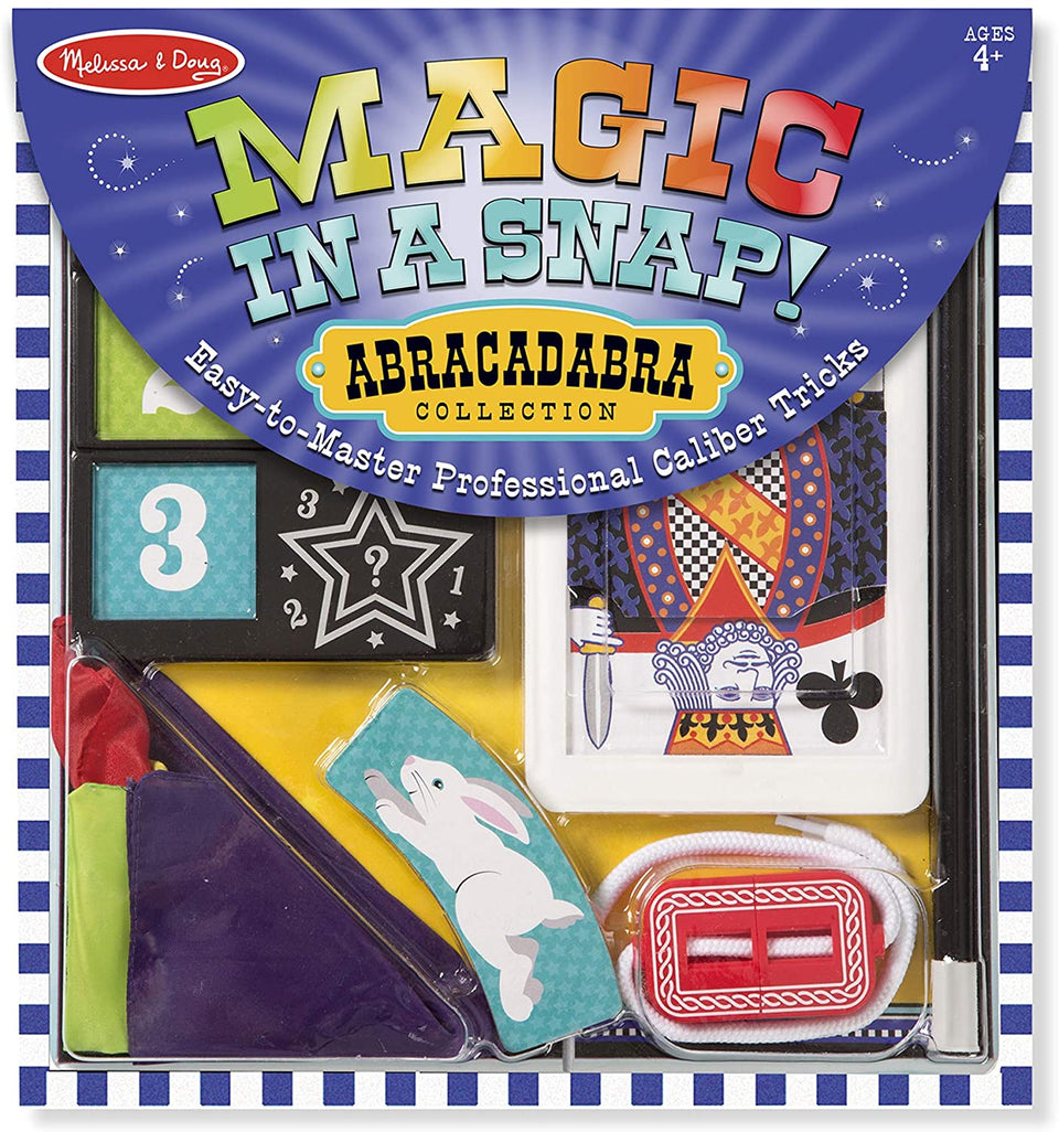 Magic in a Snap Abracadabra Collection