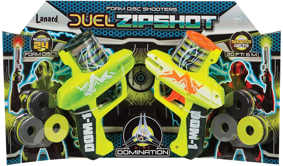 Duel Zipshot Twin Pack