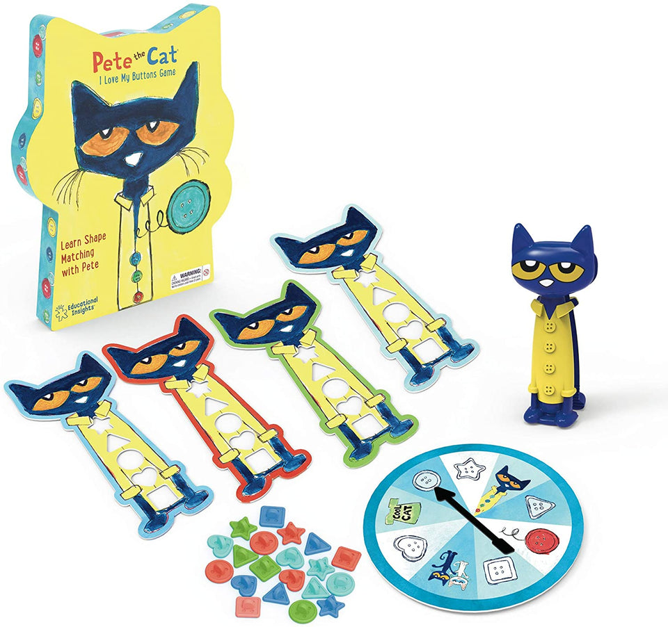 Pete The Cat Game