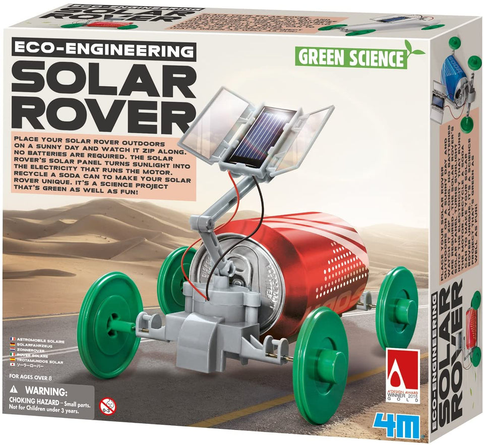Solar Powered Rover