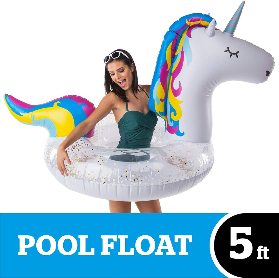 Magical Unicorn Pool Float