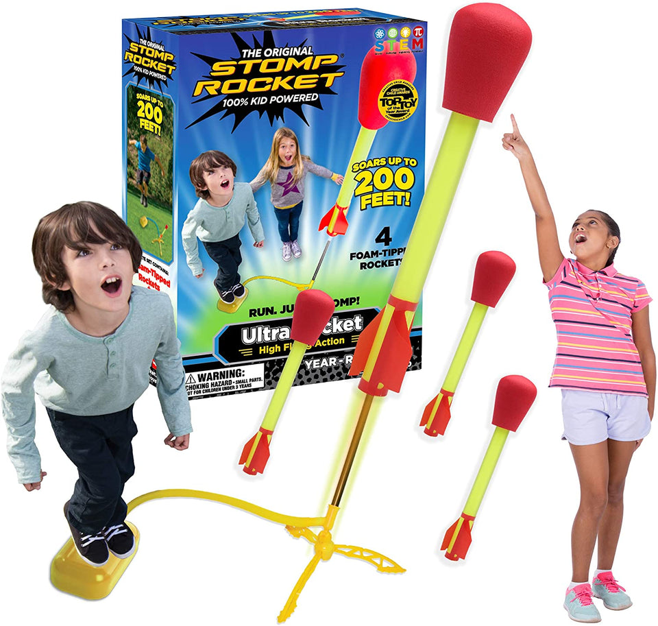 Ultra Rocket Stomp Rocket