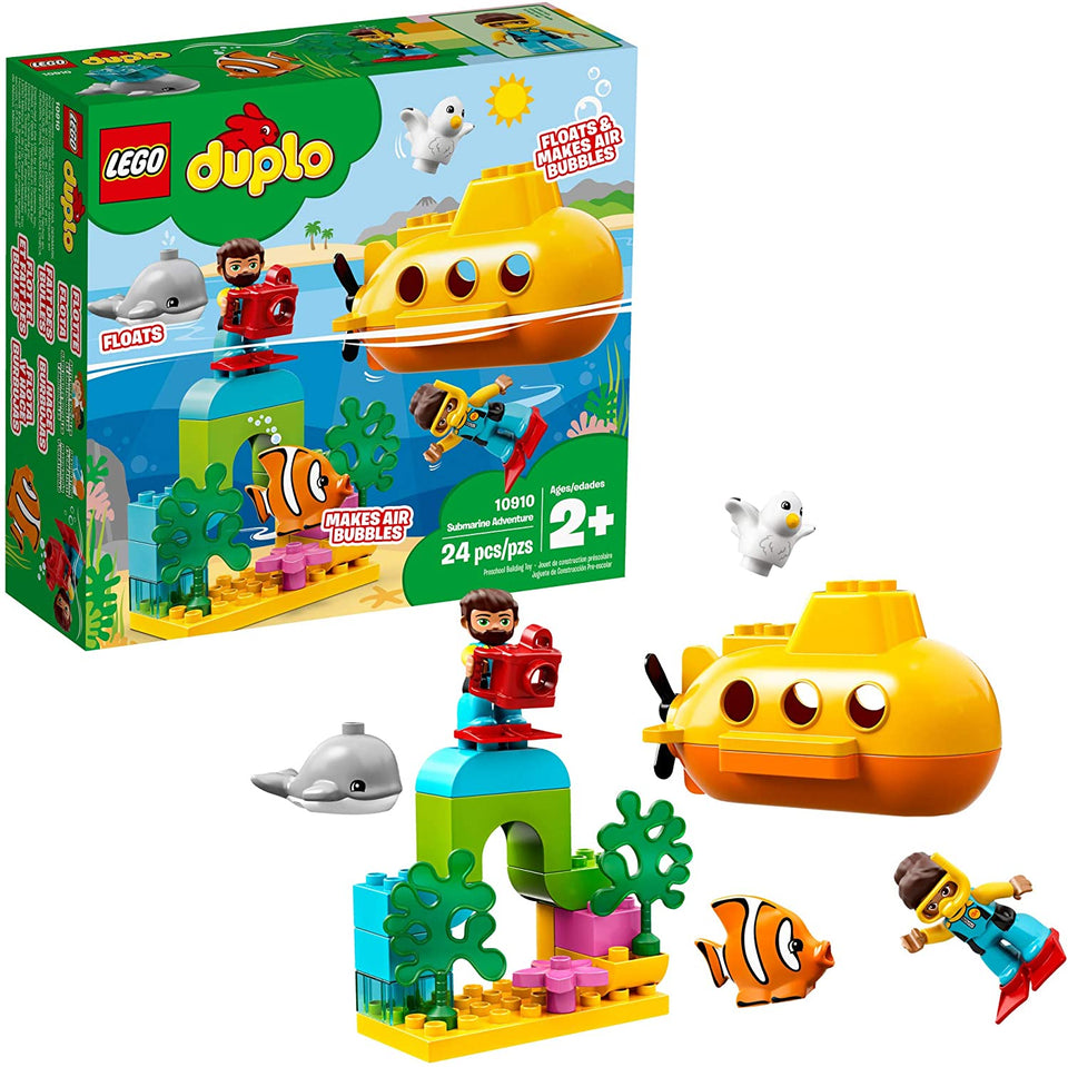 Duplo Submarine Adventure