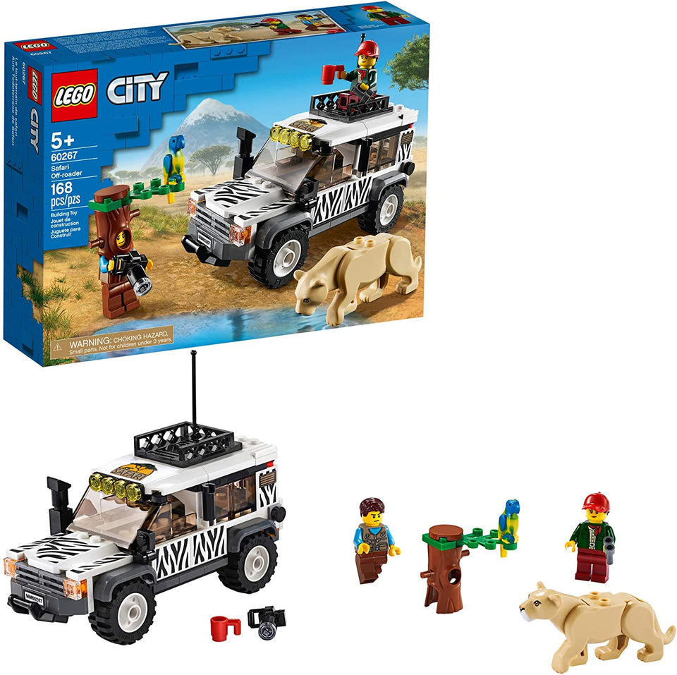 Lego CIty Sarafi Off Roader