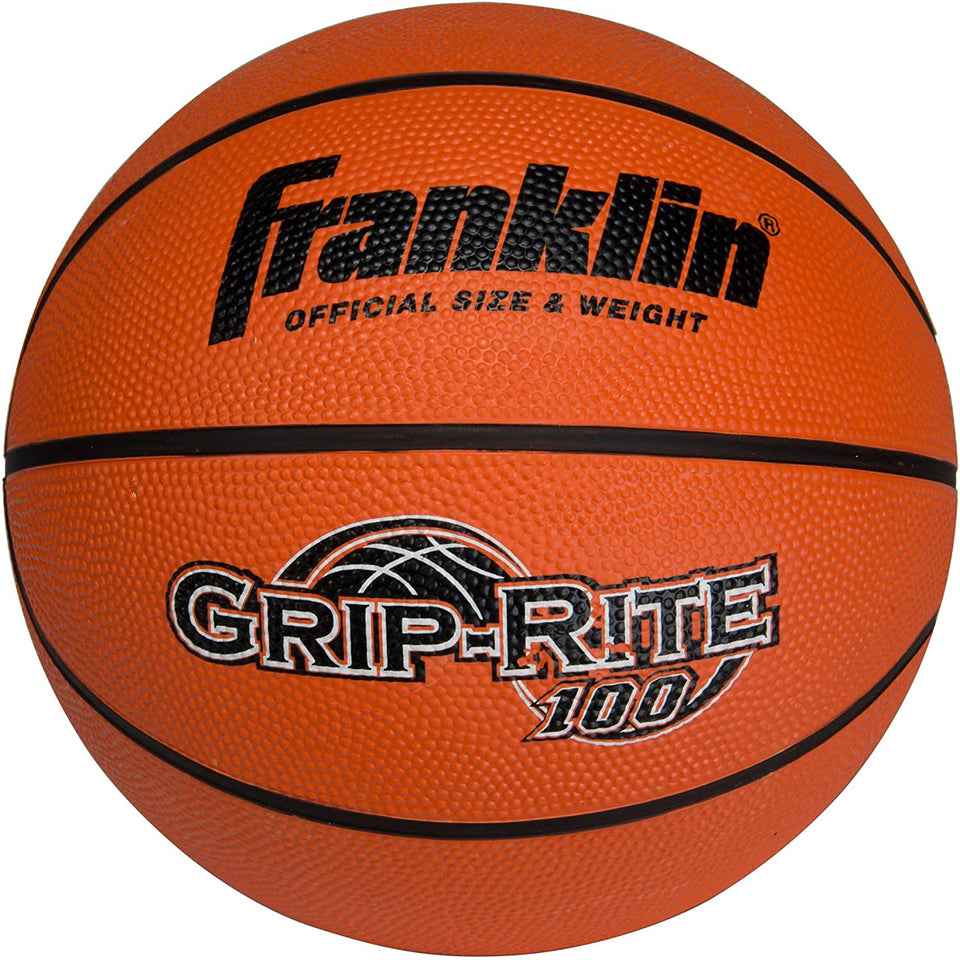 Franklin Grip Rite Official Size Basketball