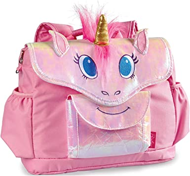 Pink Unicorn Backpack