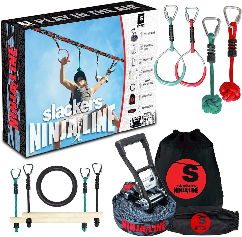 Slackers Ninja Line 36'' Intro Kit