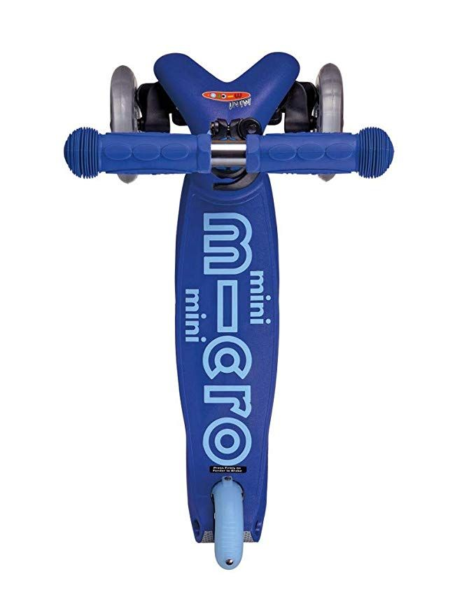 Micro Mini Deluxe Blue Scooter