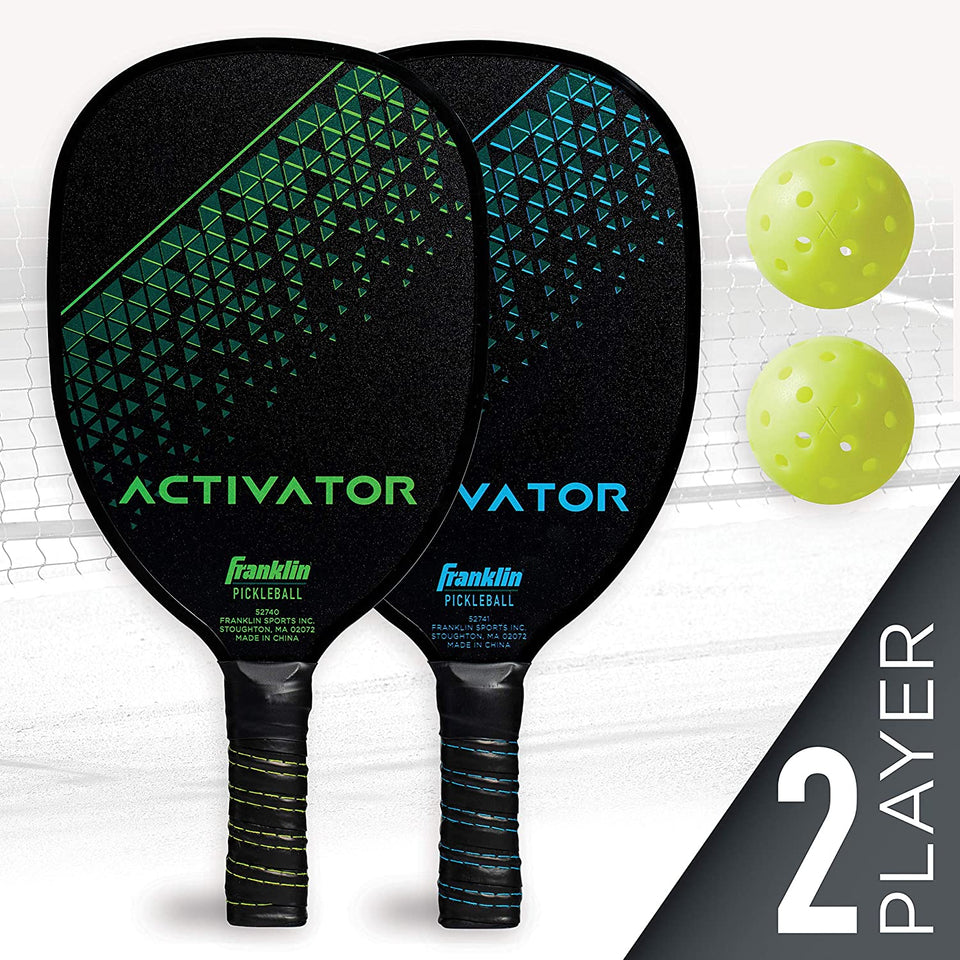 Pickleball Paddle & Ball Set