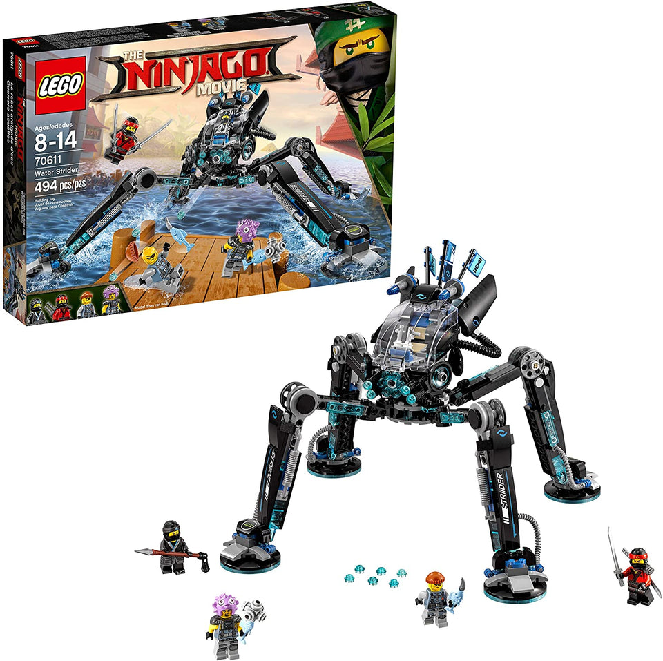 Ninjago Water Strider