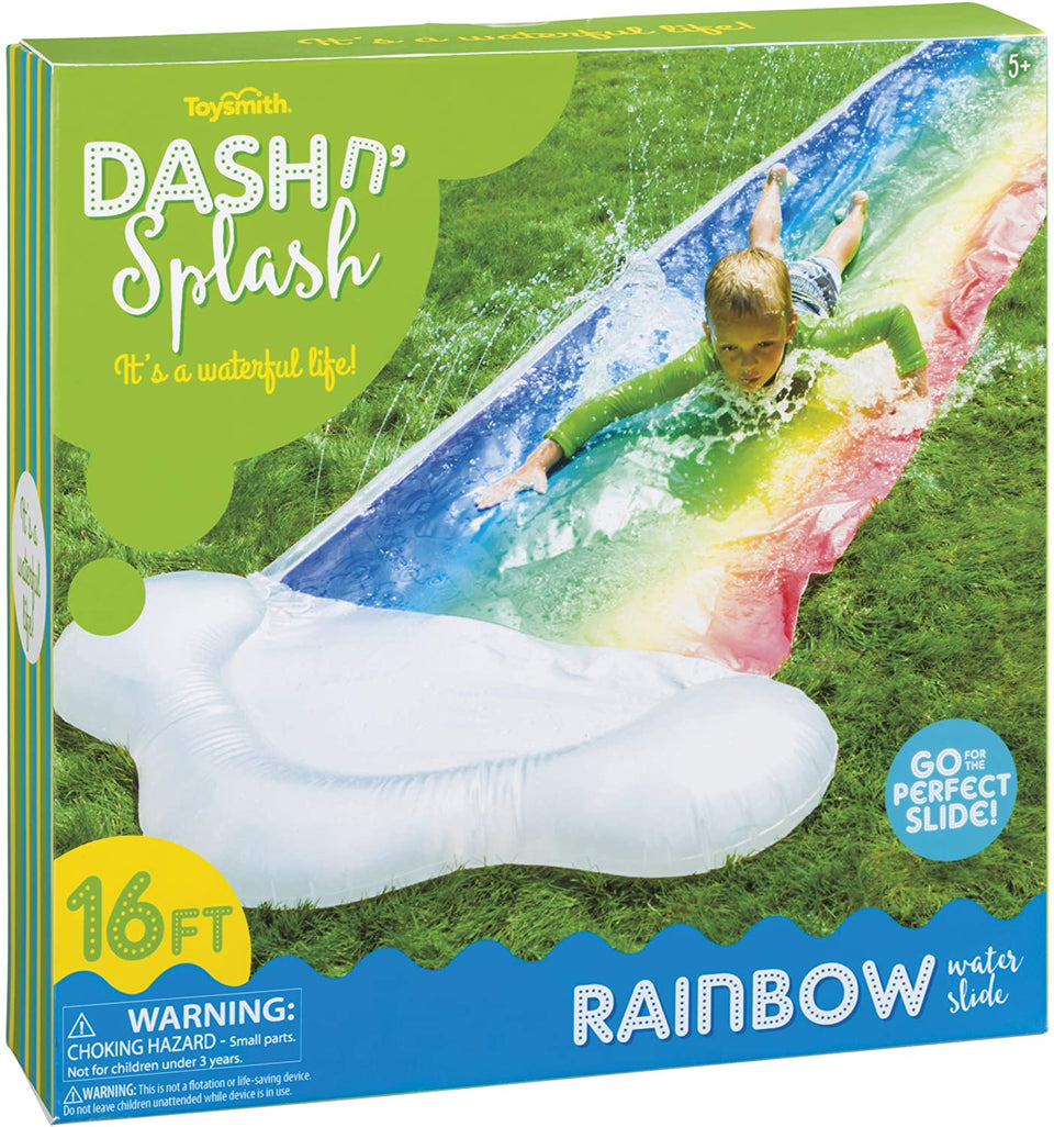 Dash n Splash Water Slide