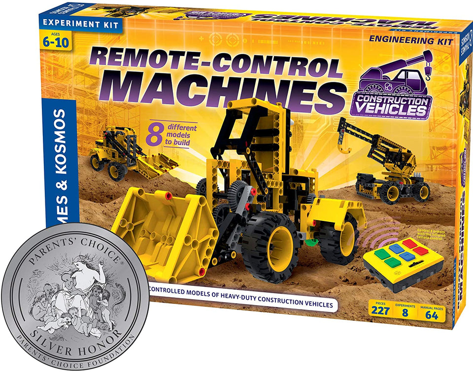 Remote Control Machines Construction Vehicles
