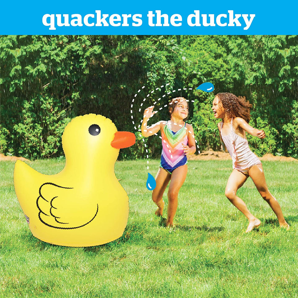 Quackers the Duck Lil' Sprinkler