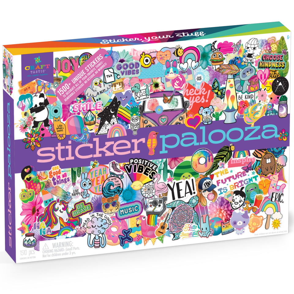 Sticker Palooza
