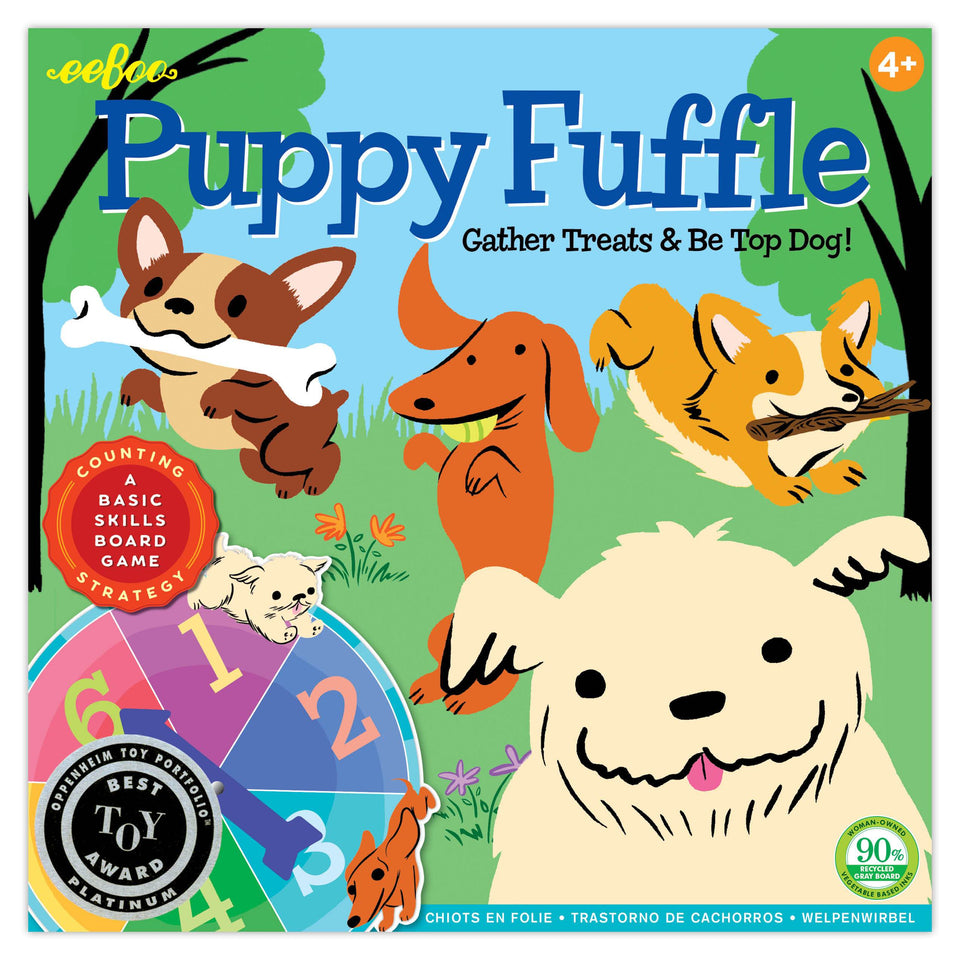 Puppy Fluffle Game