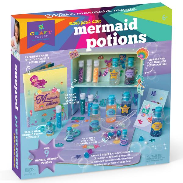 Make Your Own Mermaid Potions