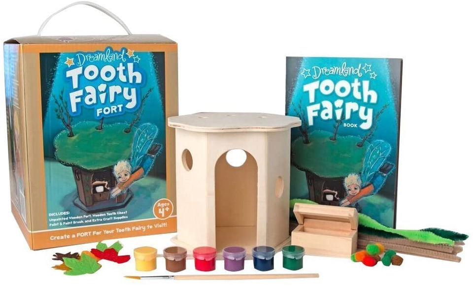 Dreamland Tooth Fairy Fort