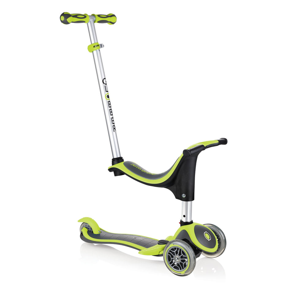 Evo Scooter 4 in 1 Lime Green