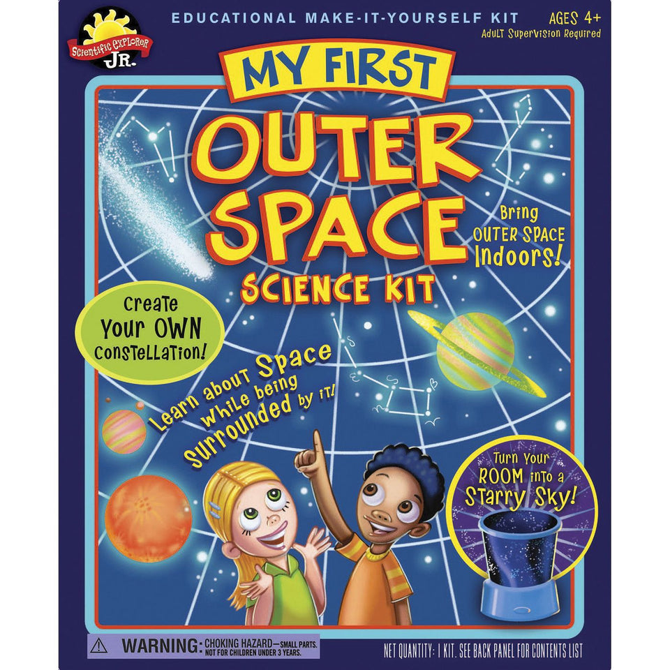 My First Outer Space Science Kit