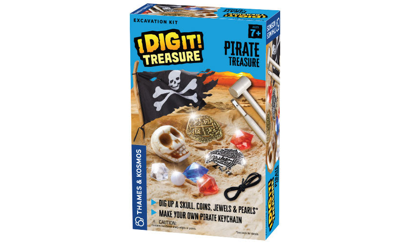 Dig it Pirate Treasure