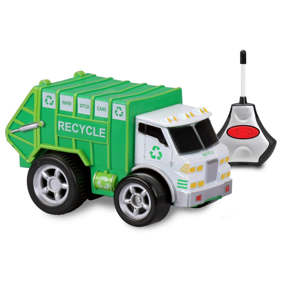 Radio Control Recycle Truck