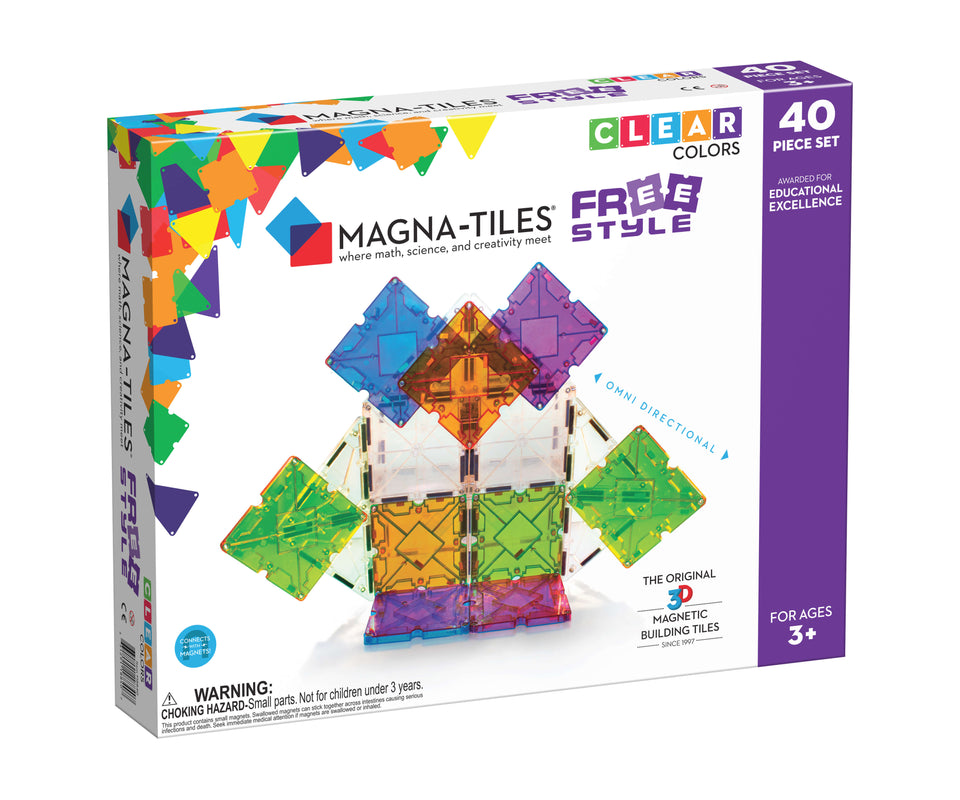 Magna-Tiles Free Style