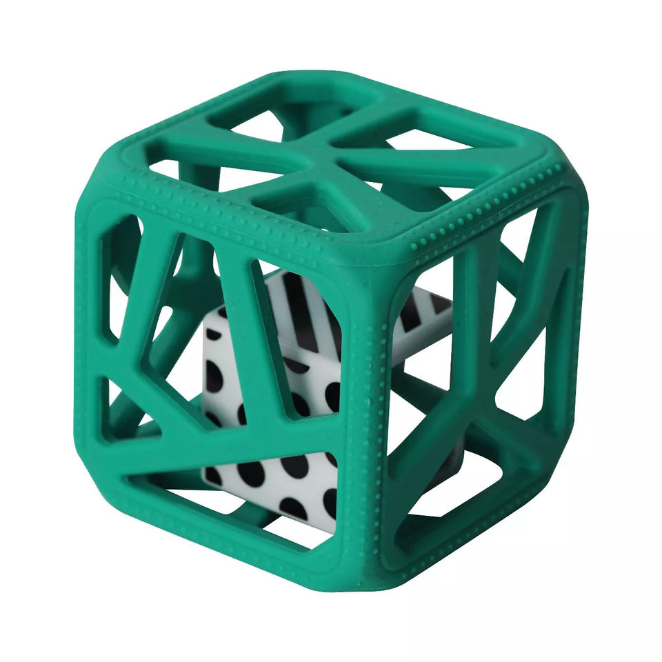 Chew Cube Turquoise