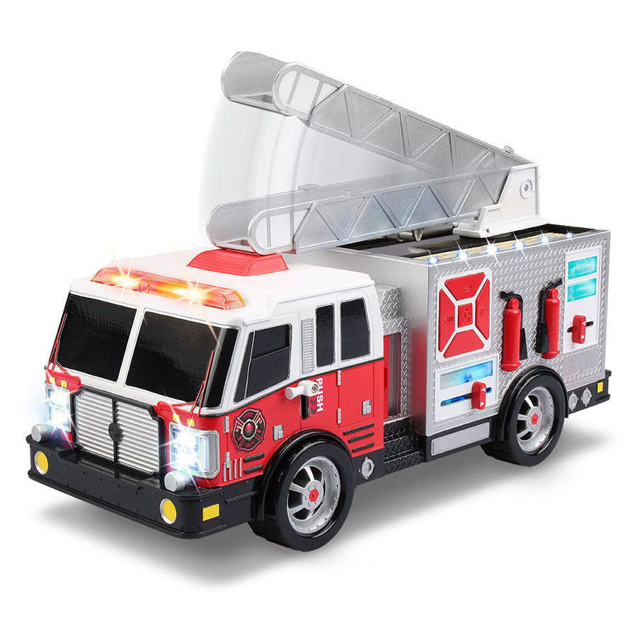 Road Rockers Lights & Sounds Fire Truck