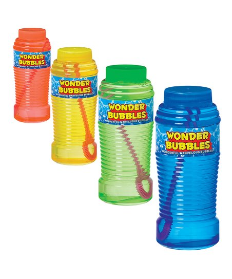 Wonder Bubbles 8 OZ