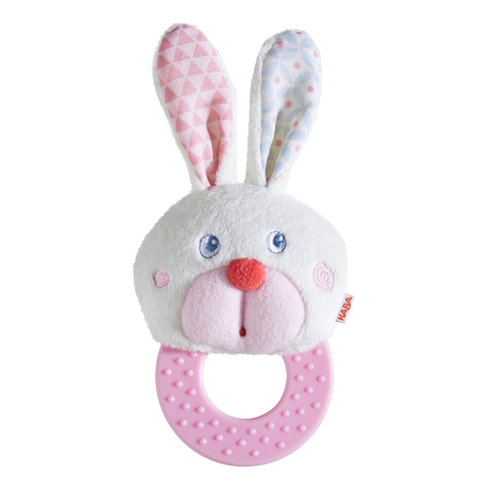 Haba Chomp Chomp Bunny Teether