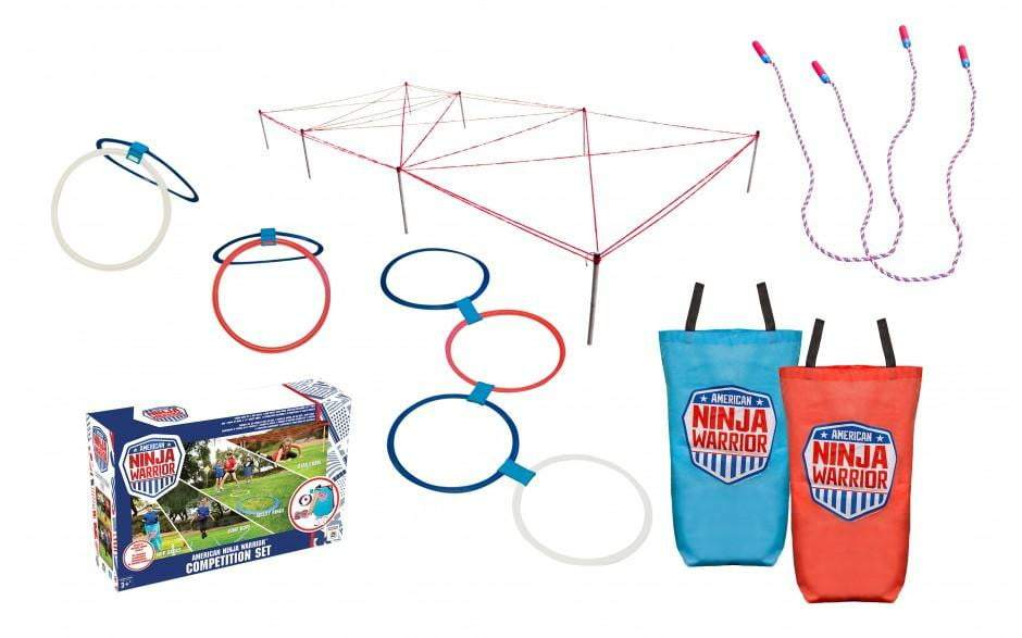 American Ninja Competition Set