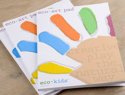 Eco Kids Art Pad
