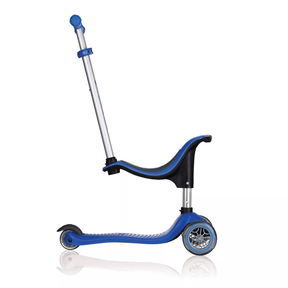 Navy Blue Go Up Scooter