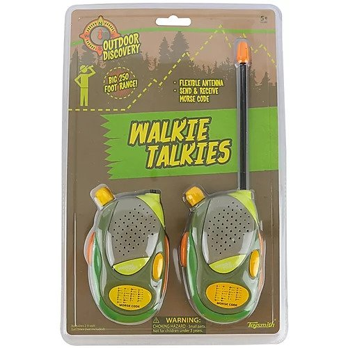 Outdoor Discovery Walkie Talkie