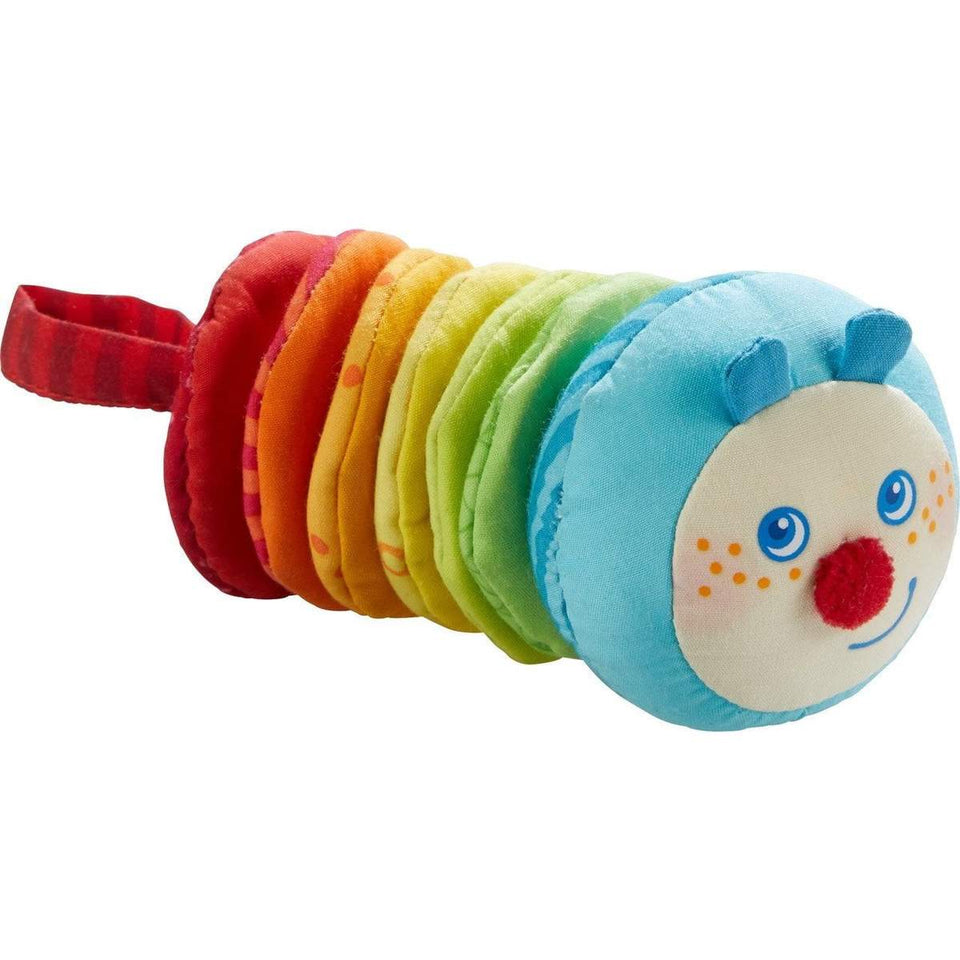 Caterpillar Mina Clatter Toy