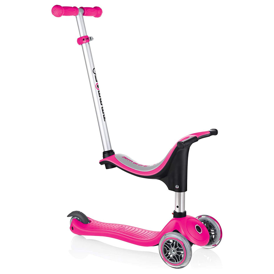 Evo Pink Go Up Scooter